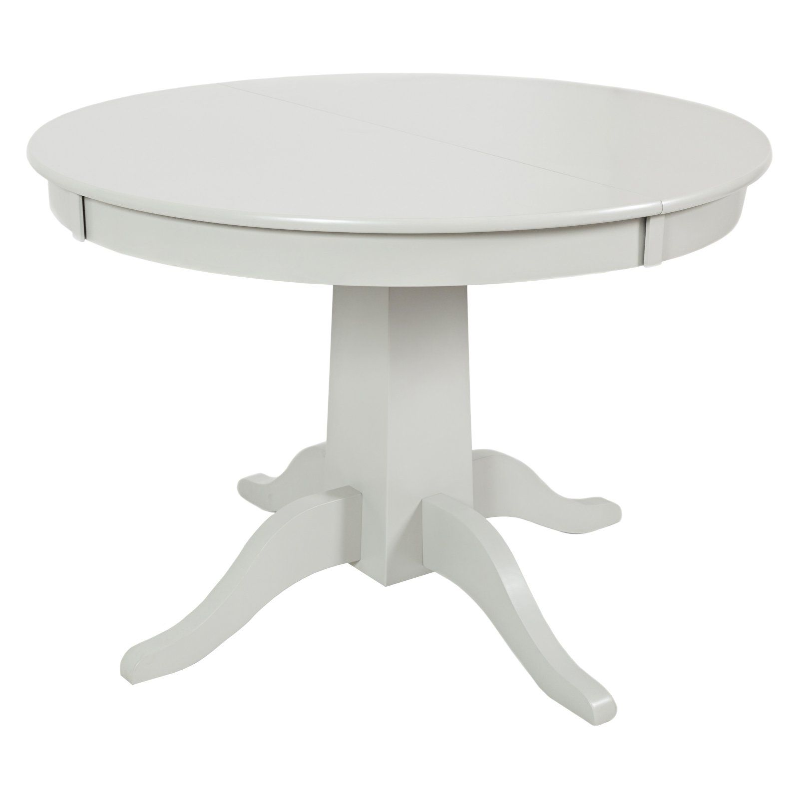 Jofran Everyday Classics 42-60 in. Round/Oval Dining Table ...