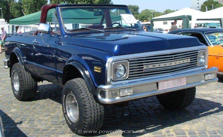 1969 Blazer Wheelbase Google Search K5 K5 Blazer Chevrolet