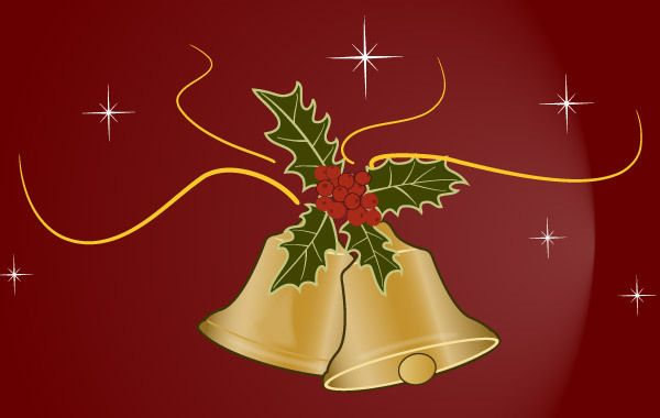 Christmas Bells 4 Christmas Bells 4, Vector by Vectorfresh License: Attribution ID: 318692...