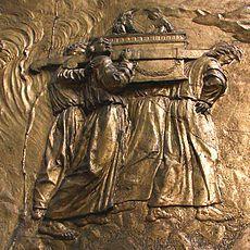 Arca de la Alianza - Wikipedia, la enciclopedia libre