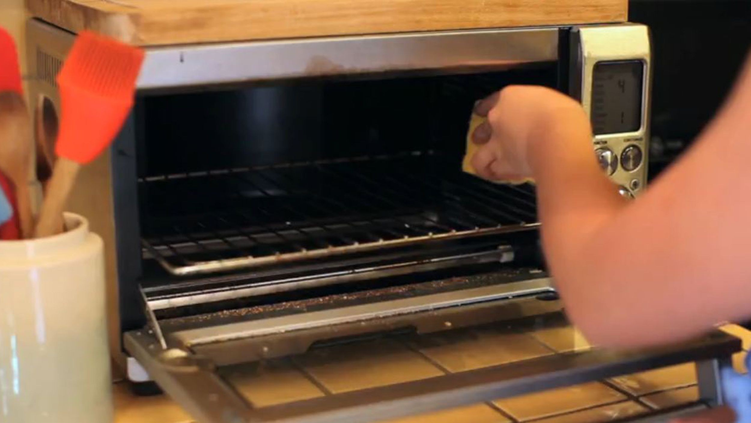 Tackle that toaster oven 3 clever cleaning hacks for your kitchen