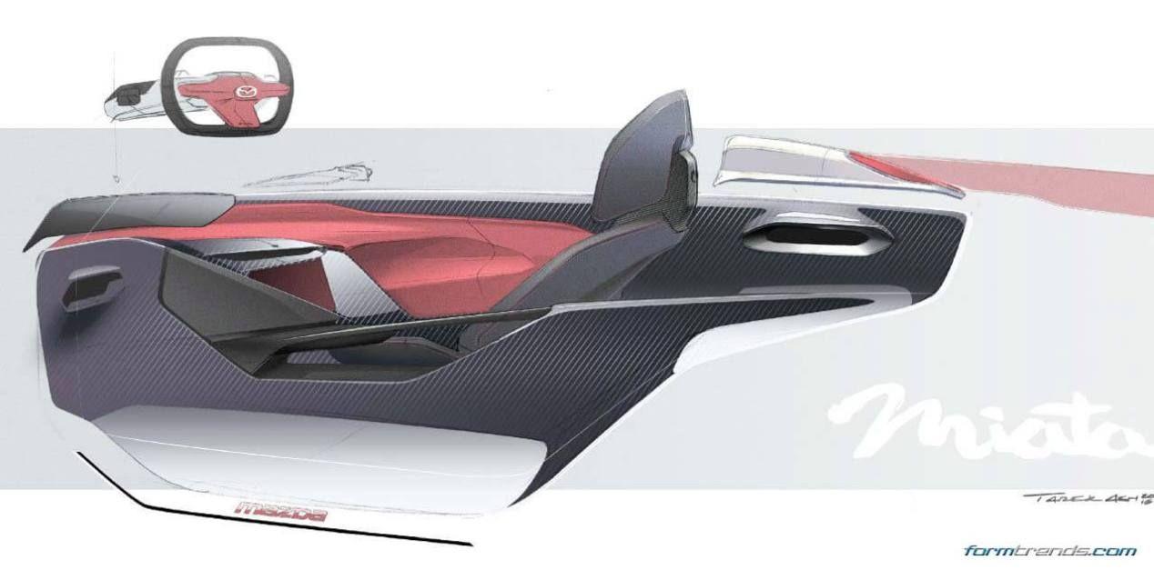 Art Center Graduate Tarek Ashour S Automotive Interior Concepts