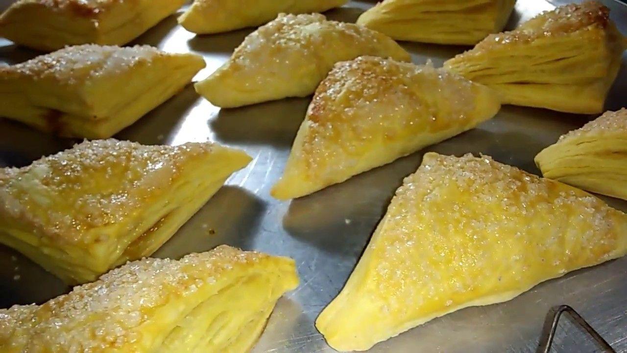 Resep Puff Pastry Cara Bikin Pastry Cara Buat Kulit Pastry Youtube Puff Pastry Resep Pastry