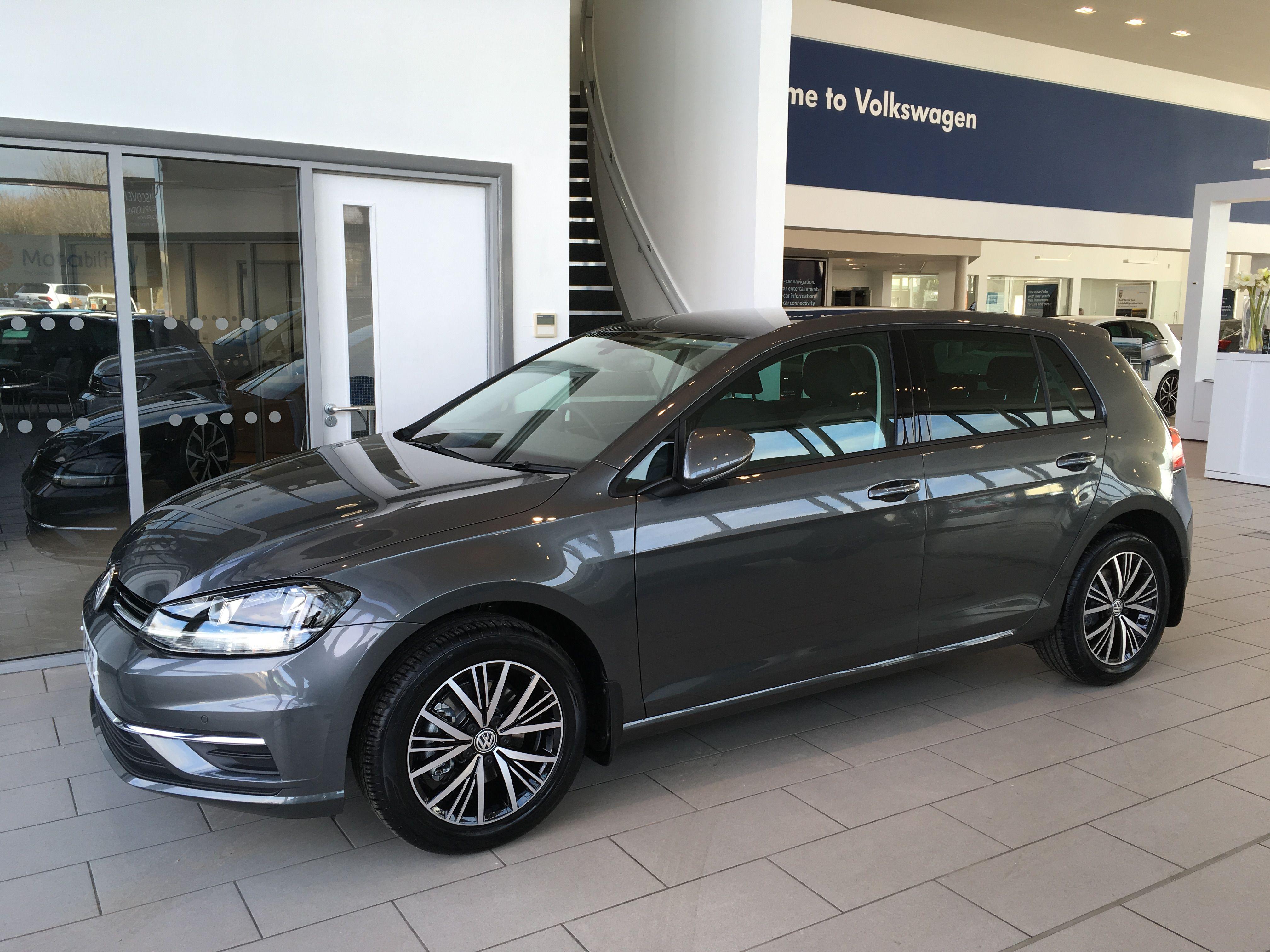 2018 VW 1 4 TSI Golf SE Nav