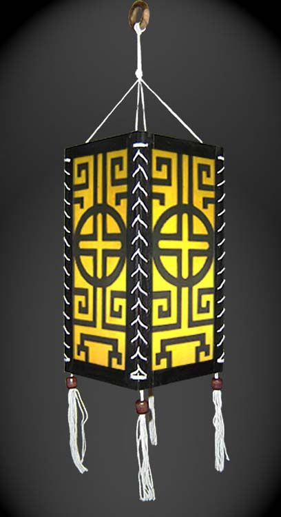 Chinese Lattice Lantern something that could easy to make