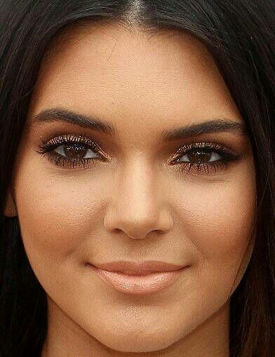 Kendall Jenner Eye Makeup
