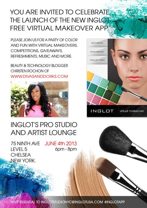 (INVITATION) Beauty Meets Technology With The New INGLOT
