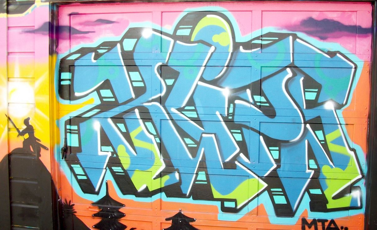 Bring the study of graffiti to your students the relevance and intrigue of graffiti art will