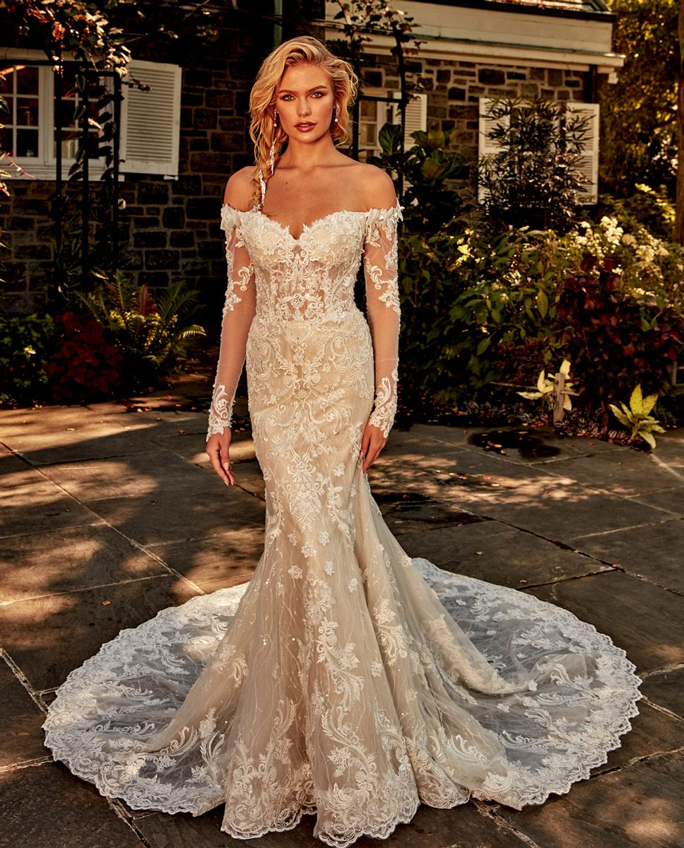 Bridal Gowns By Eve Of Milady Couture Wedding Dresses Style 4366 Wedding Dress Couture Blush Wedding Gown Eve Of Milady Wedding Gowns [ 1200 x 968 Pixel ]