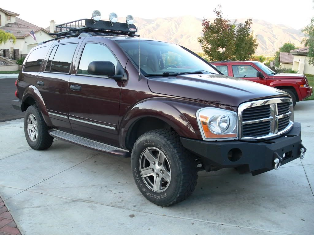 hight resolution of 2005 dodge durango lifted durango metal bumpers dakota durango forum durango an dakota s