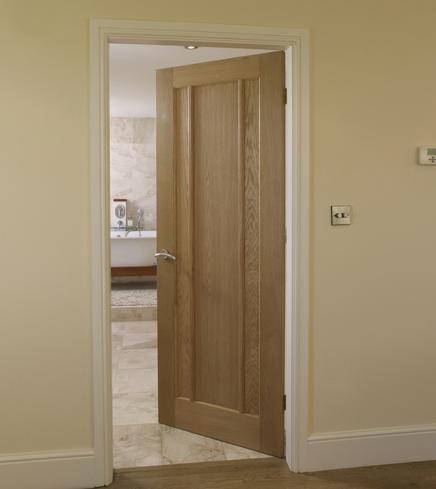 Howdens Worcester Oak Fd30 Apsley House Doors Pinterest