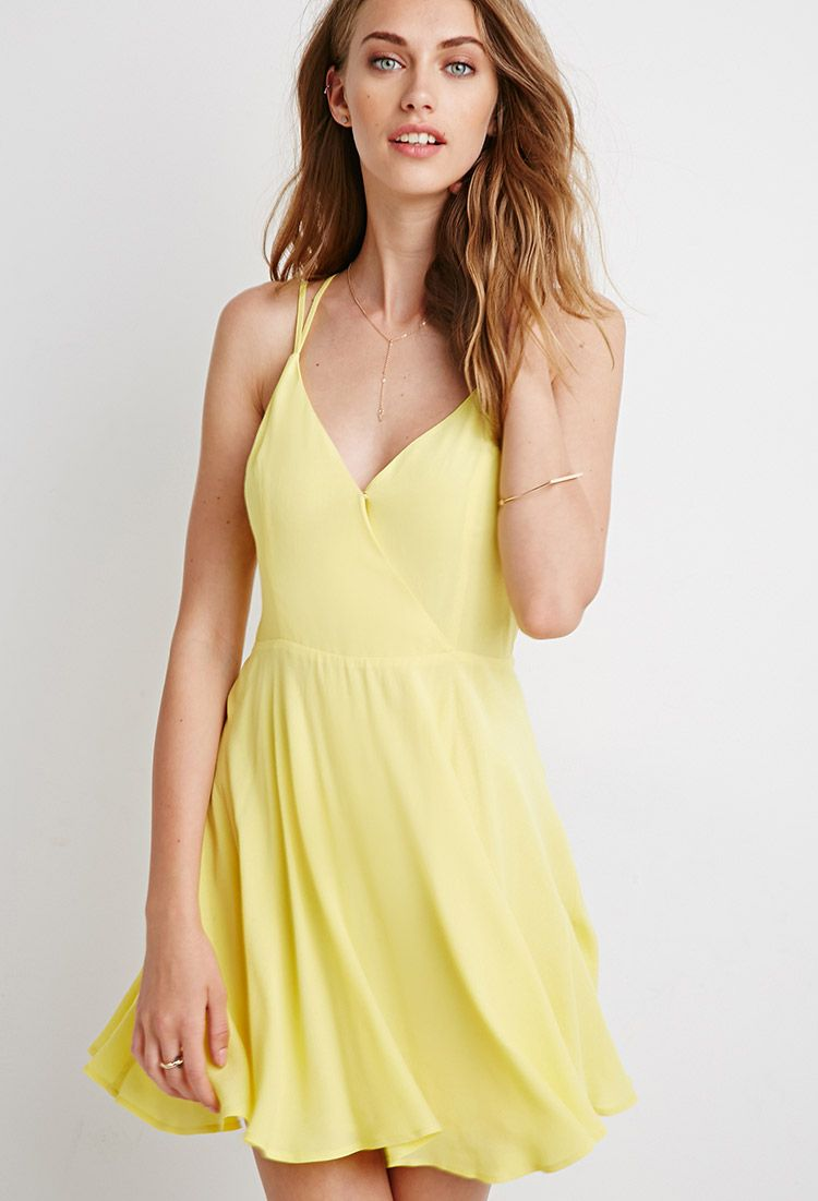 To acquire Yellow Pale sundress picture trends