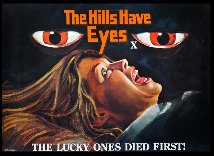 The Hills Have Eyes (Wes Craven)