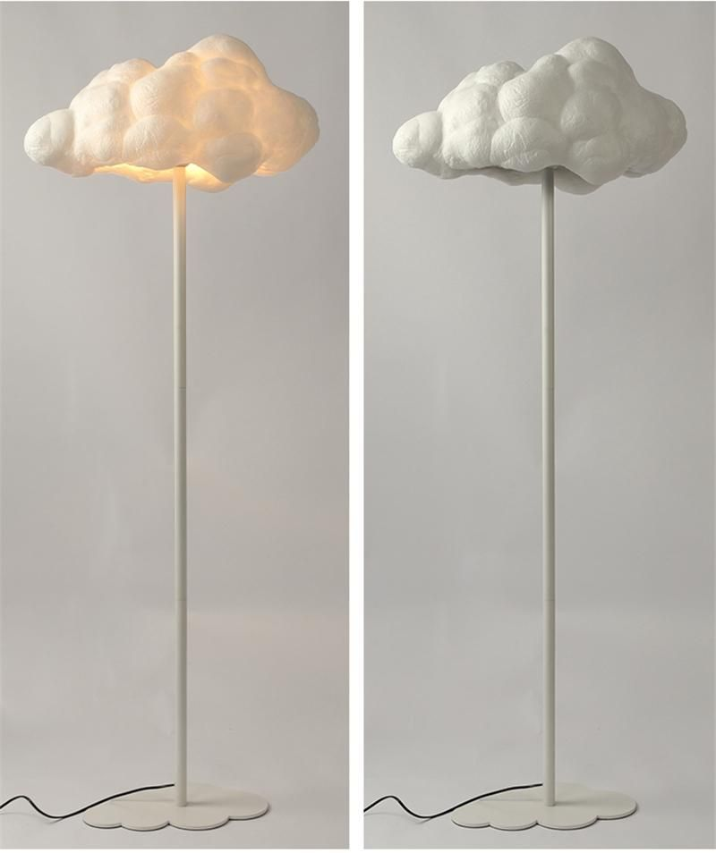 Floating Cloud Floor Lamp Floor Lamp Bedroom Cool Floor Lamps Floor Lamp