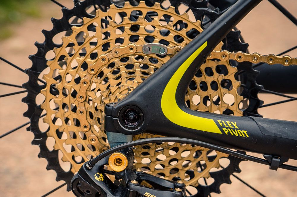 What Does A 500 Gear Range Mean And Why Are Drivetrain