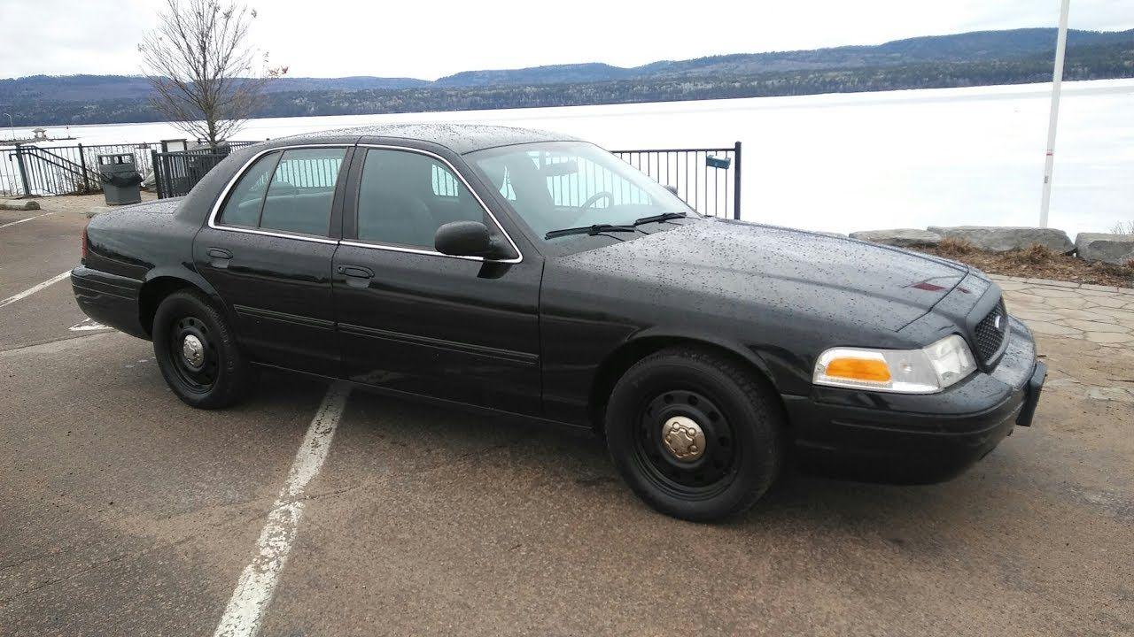 Update 2011 Ford Crown Victoria Police Interceptor Undertaker