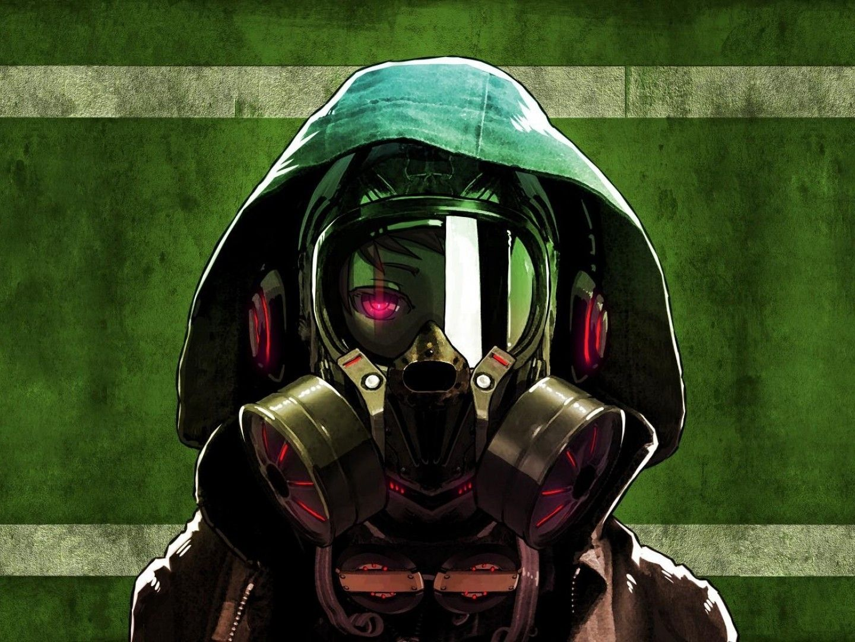 Resultado de imagen para cyberpunk anime Mundo Yokoito