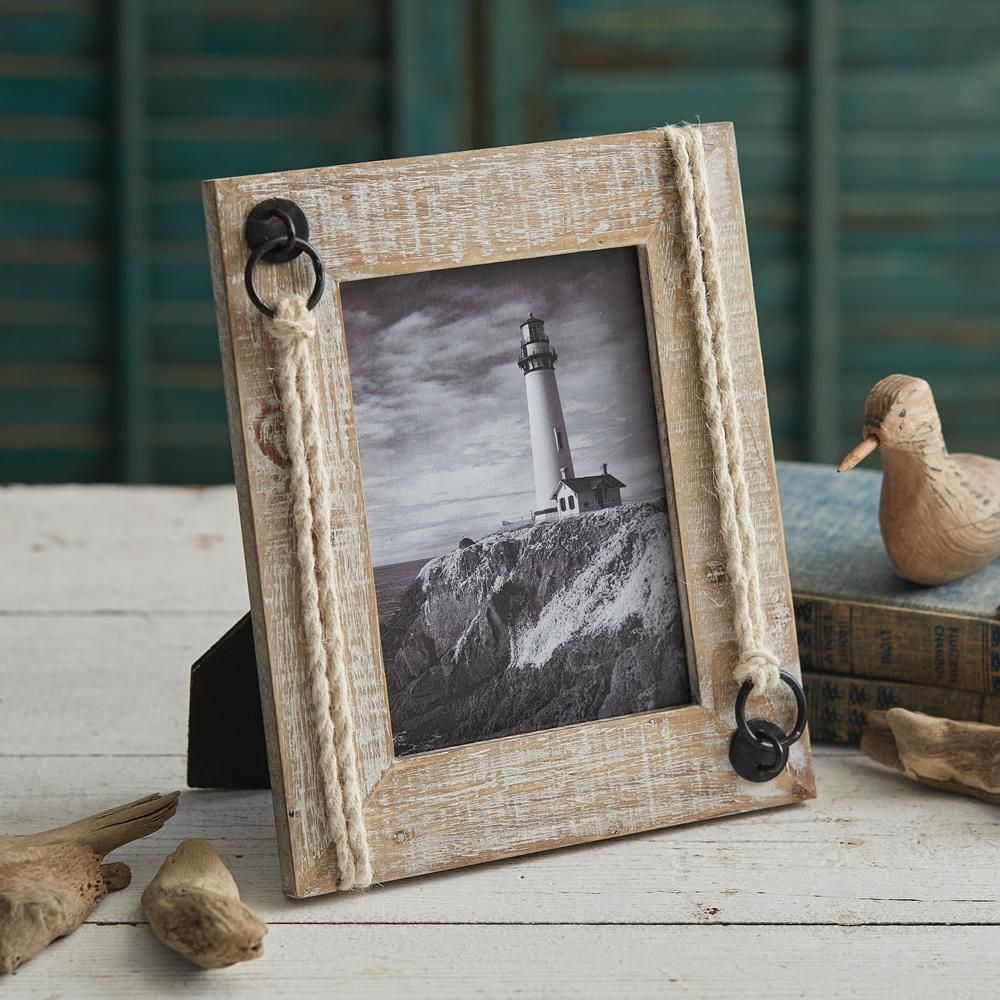 Photo of Driftwood And Jute Picture Frame