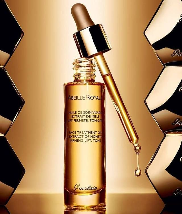GUERLAIN'Abeille Royale'Face Treatment Oil │ 嬌蘭/皇家蜂王乳平衡油