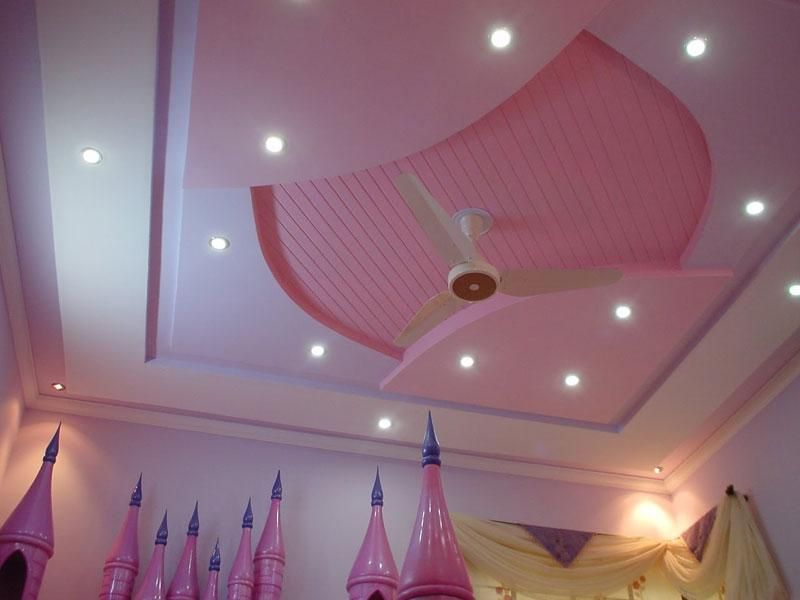 POP Ceiling Design For Kids Room Decoration. Read More: Http://www