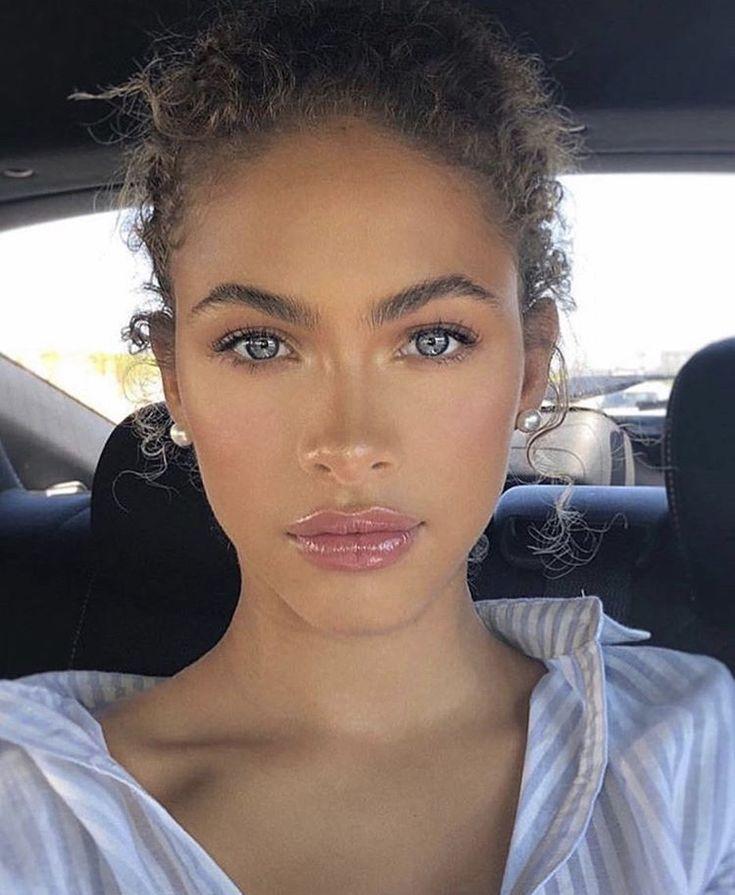 Wunderschönes alltägliches Make-up Willkommen zu meinem BLUE EYES Make-up Insp…