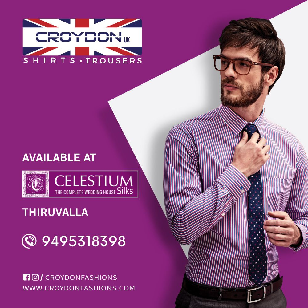 """Always Dress Well, But Keep It Simple"" Croydon Shirts And"