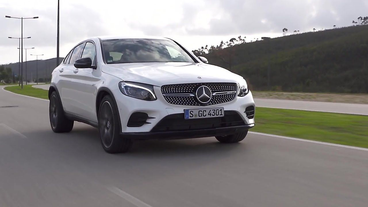 2017 Mercedes Amg Glc 43 4matic Coupe