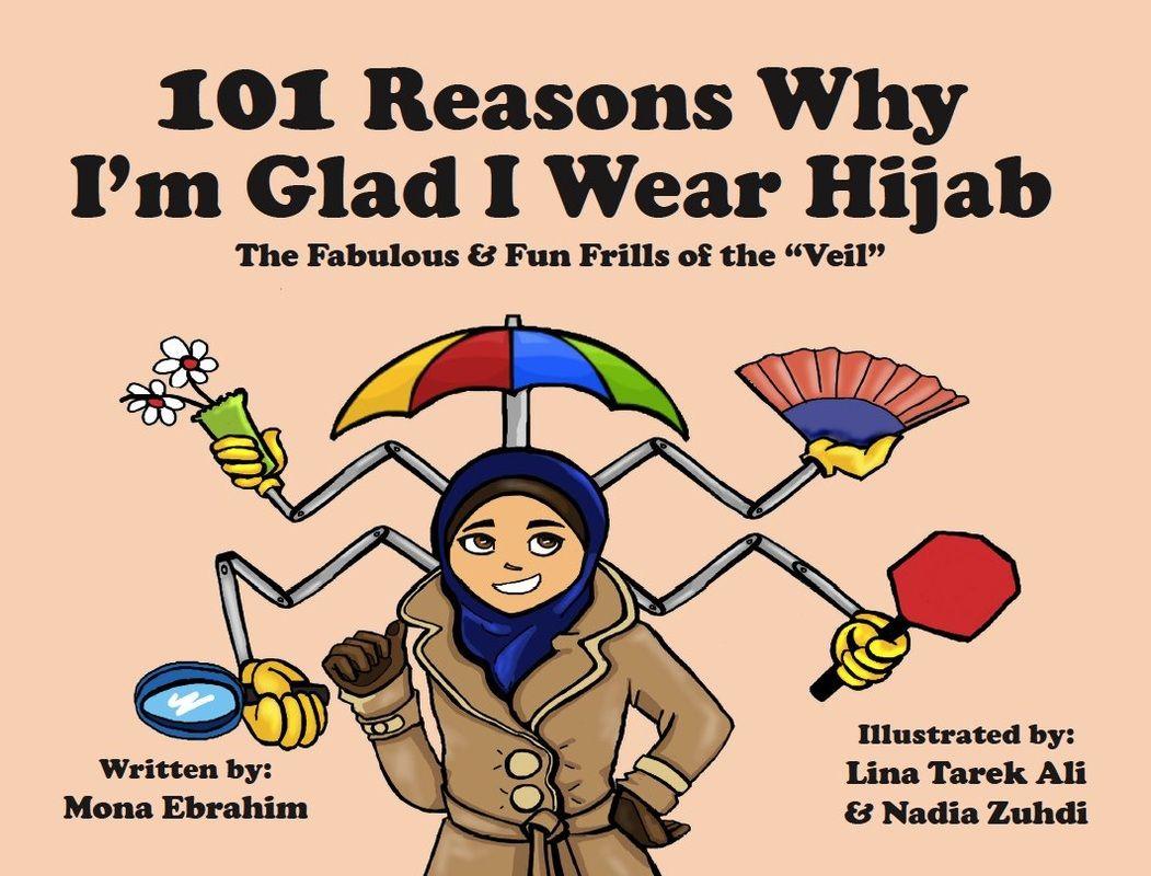 Muslim American Feminist Releases Humorous Book Revealing Why So Segiempat Shabby Chic Sj0004 Many Women Choose To Wear The Headscarf
