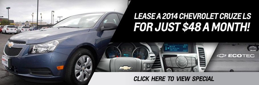 Click here to find out how you can lease a Chevy Cruze