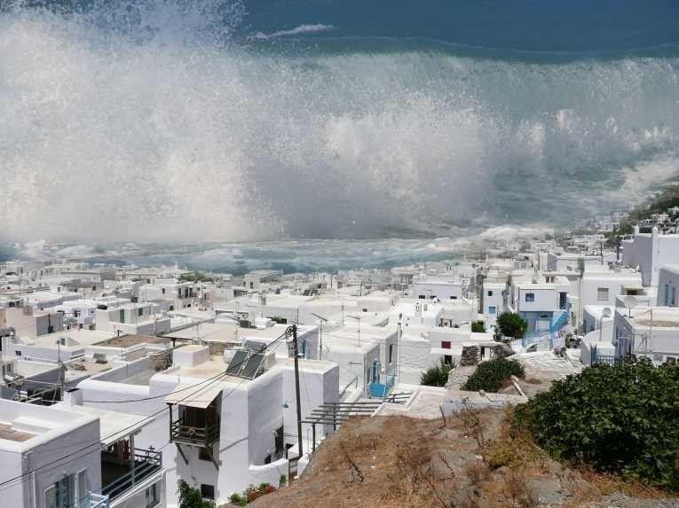 Mother Nature S Calamities