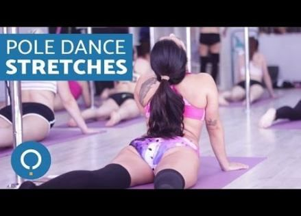 New Pole Dancing Fitness Before And After Splits Stretches 22 Ideas #fitness #dancing