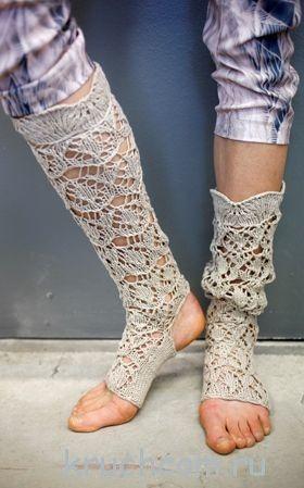 ажурные гетры вязание крючком схемы вязания бесплатное вязание