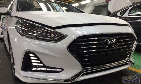 هيونداي تقدم الى زبائنها في المنطقة الطراز المحد ث لسيارتها سوناتا 2018 Sports Car Car Suv