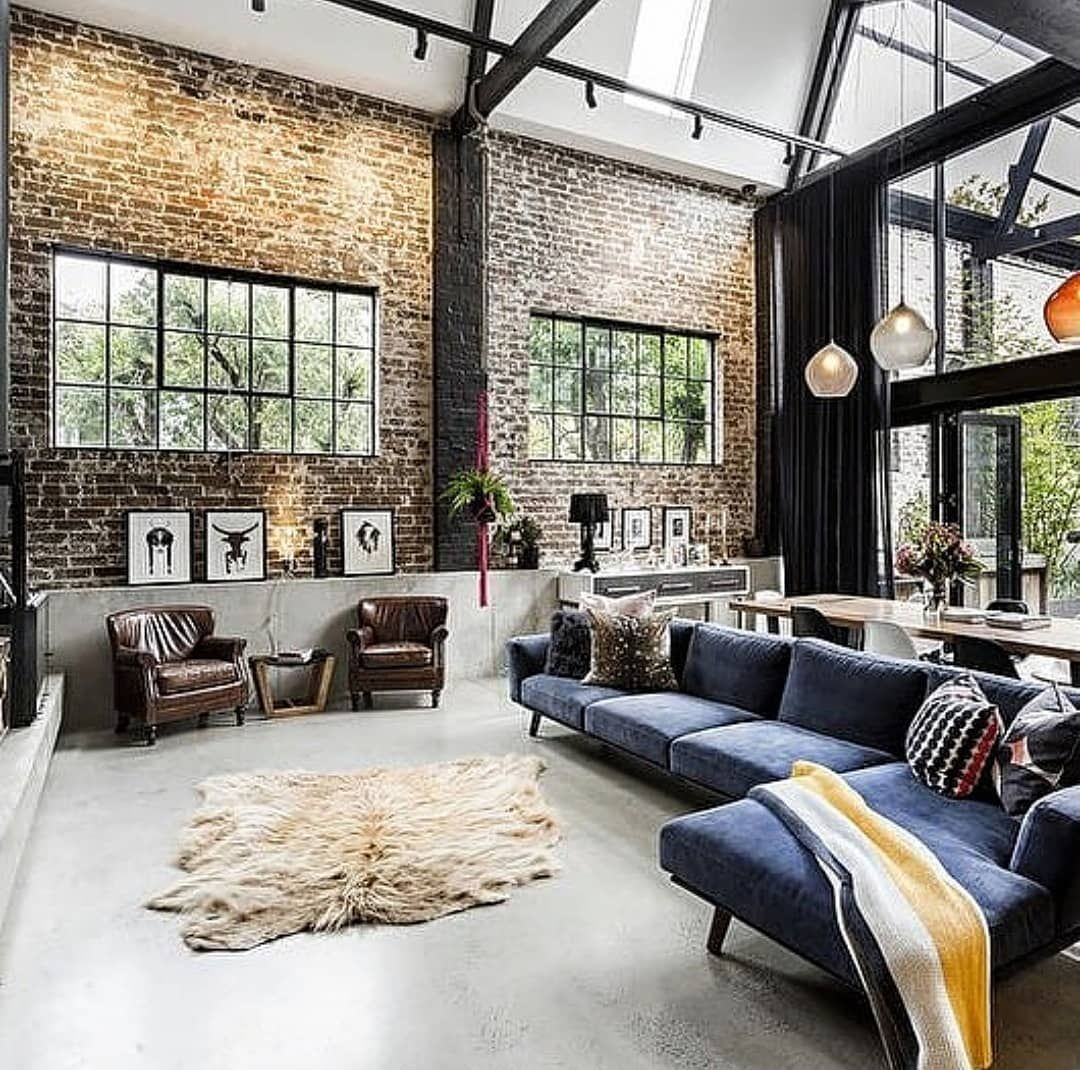 "loftspiration on instagram ""gorgeous living room inspo"