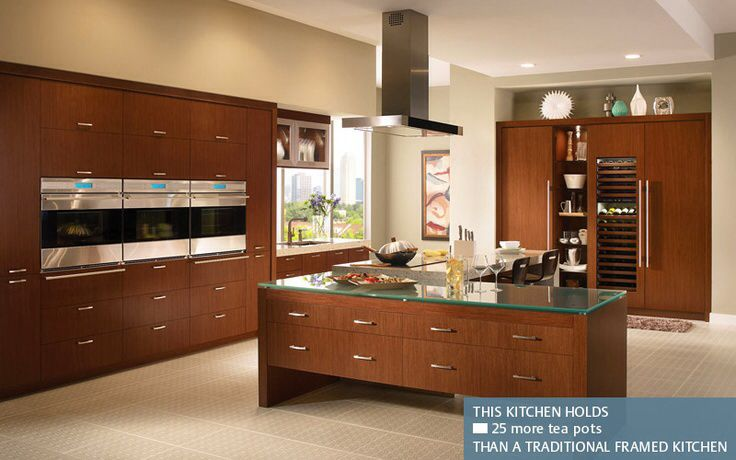 Best Contemporary Kitchen From Design Craft Cabinetry Let 400 x 300