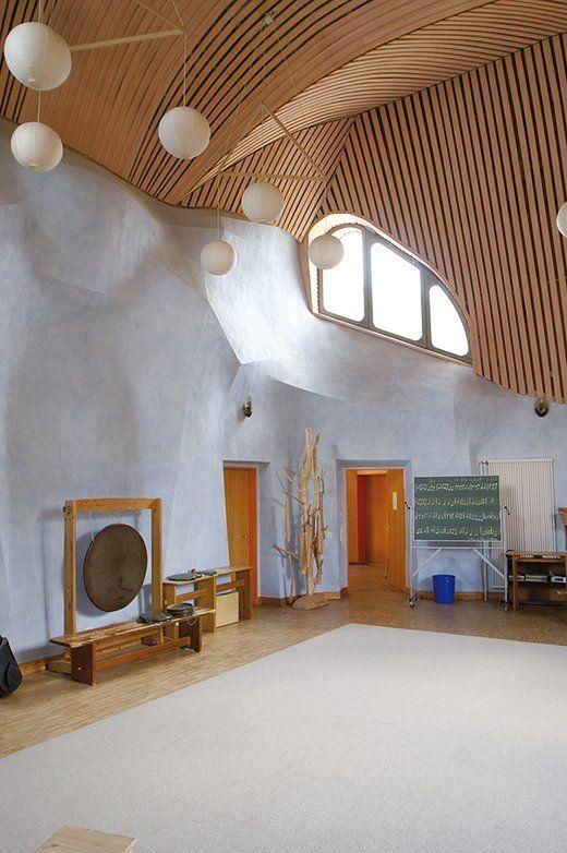Erziehungskunst Waldorfpadagogik Heute Human Beings As The Measure Of Things On The Architecture Education Architecture School Architecture Waldorf School