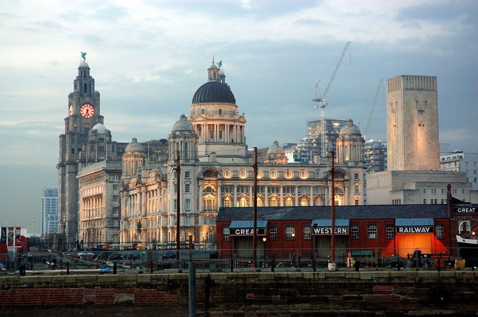 Liverpool Liverpool Liverpool England Wonders Of The World