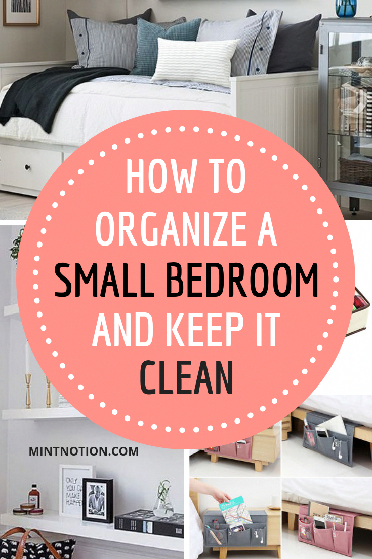 How To Organize Small Apartment