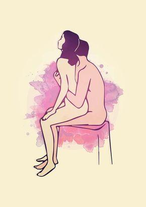 Posiciones sexuale en una silla