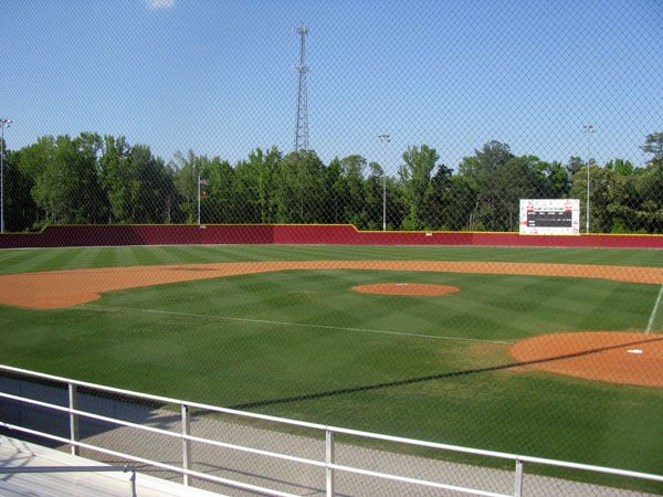 2 Nicest High School Baseball Field In The Country Mill Creek Freshman Team First Game Tonight At 6 High School Baseball Baseball Park Mill Creek High School