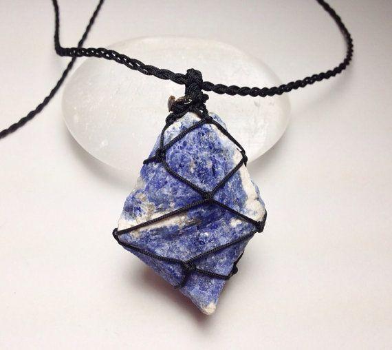 Handmade Crystal Stone Necklace