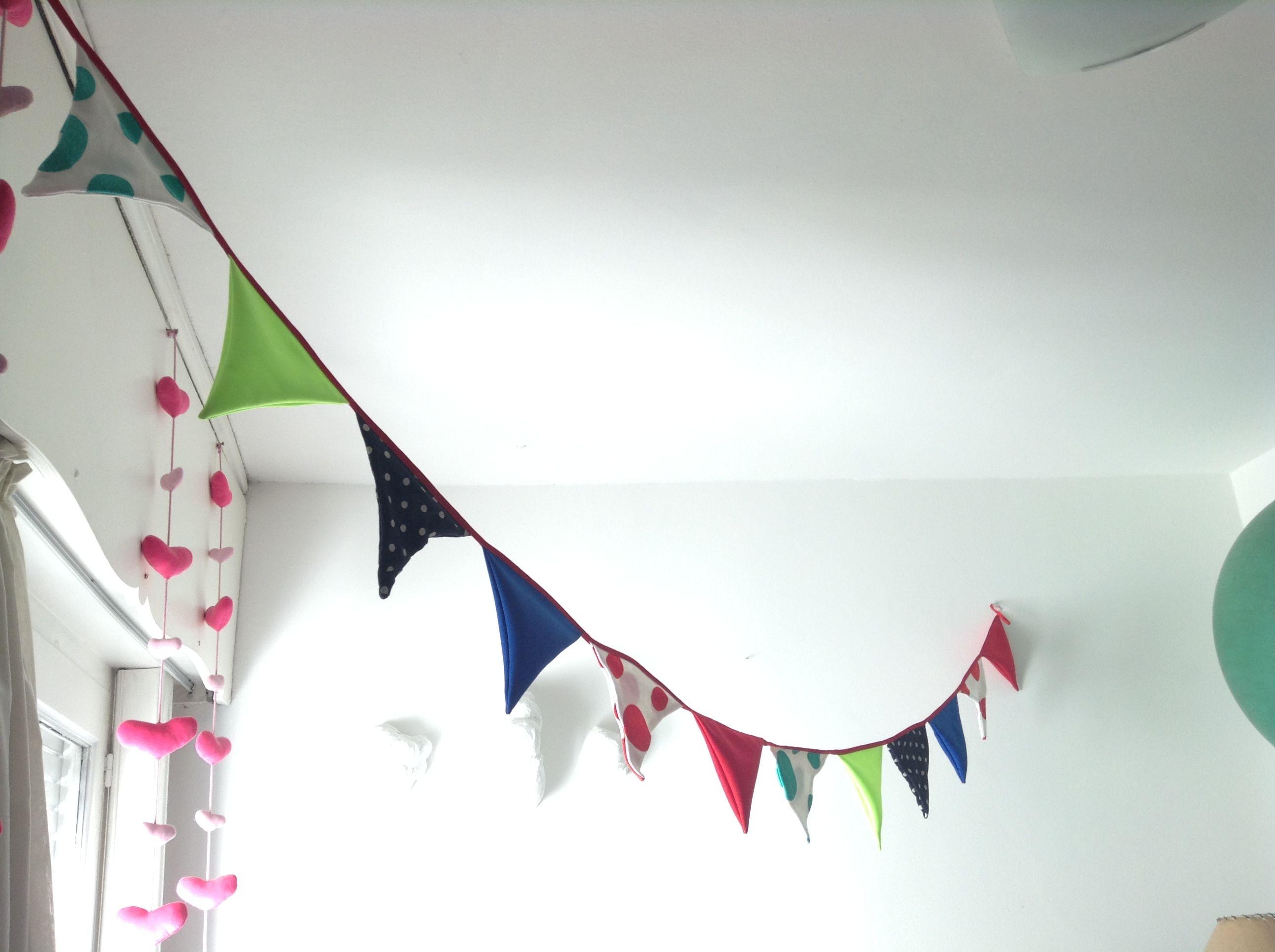 Banderines para cumples y eventos, muy coloridos!