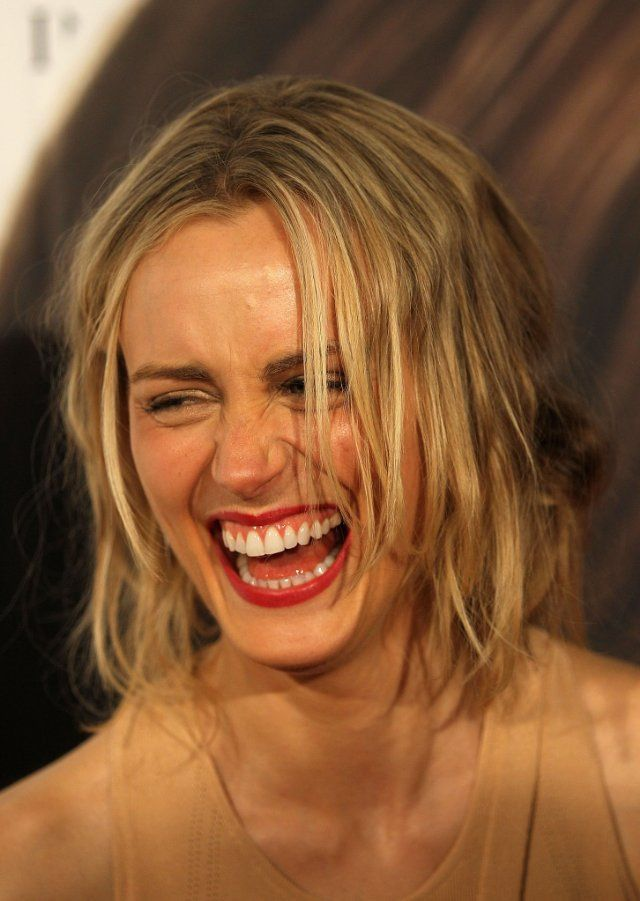 The Lucky One - Melbourne Premiere   Taylor schilling ...Taylor Schilling Roles