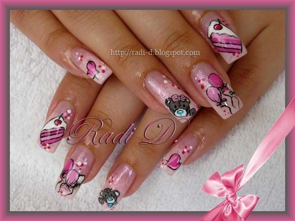 Wonderful Nail Art Products And Tools Tall Removal Gel Nail Polish Round Gel Nail Polish Sally Hansen Nail Polish C Young Vinegar Treatment For Nail Fungus BrightStilettos Nail Art 1000  Images About Nails   Birthday On Pinterest | Nail Art ..