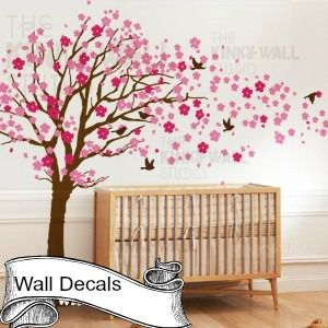 Baby Girl Room Wall Decals Love Wall Decals Baby Girl Nursery - Wall decals nursery girl