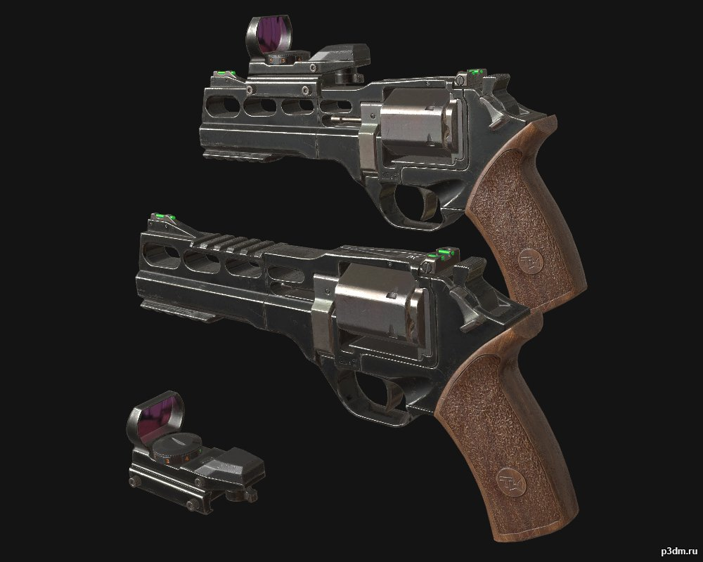 Pin On 3d Models Weapons