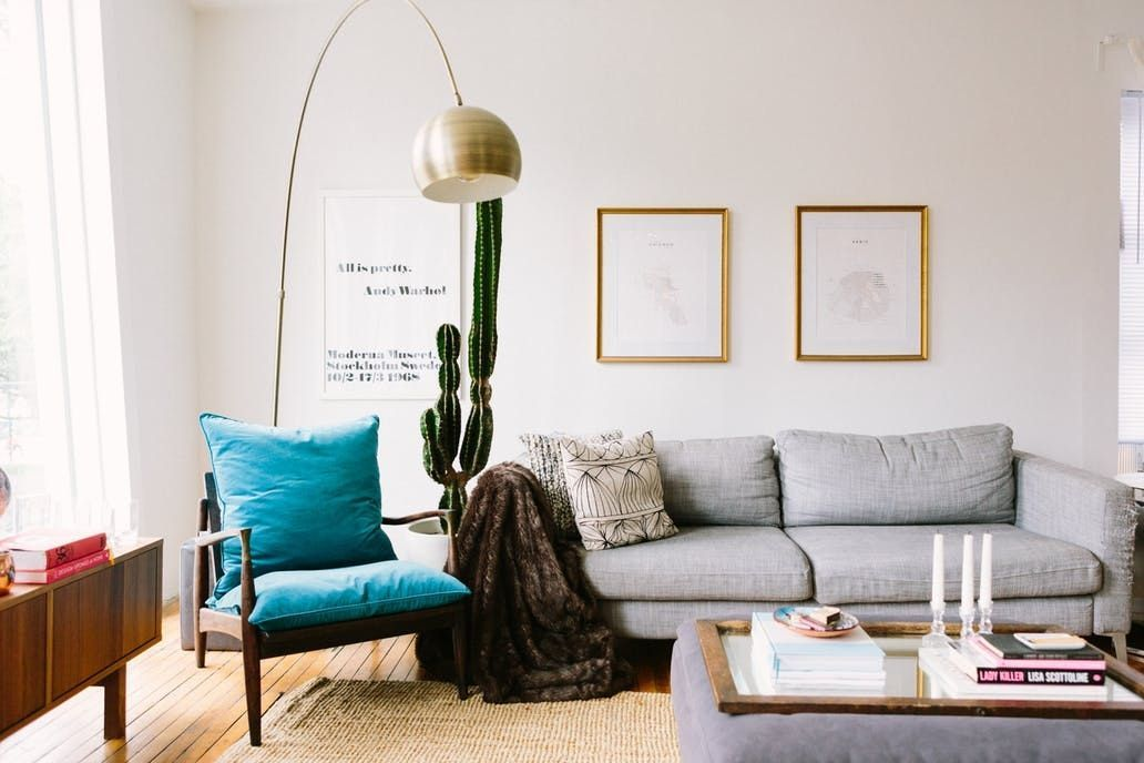 Minimalist Living Room Decor, Whole House Furniture Packages