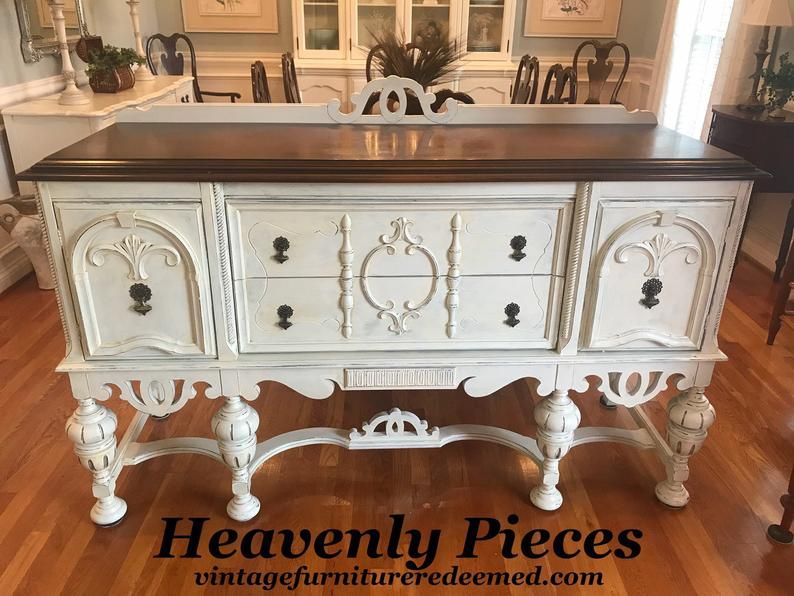 Antique Buffet Server Sideboard Price Includes Custom Etsy Antique Buffet Antique Sideboard Buffet Antique Sideboard