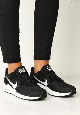 Zapatillas Negras de Mujer | Zapatillas nike mujer negras ...