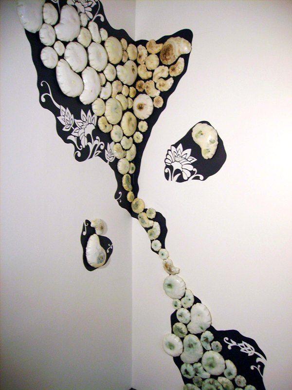 Haejung Lee S Work Ceramic Artwork Artist Inspiration Art
